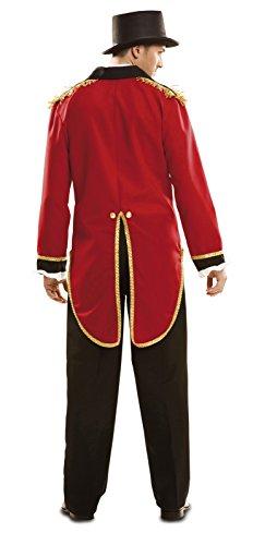 Imagen de my other me  disfraz de presentador de circo para hombre, m l viving costumes 202000  alternativa