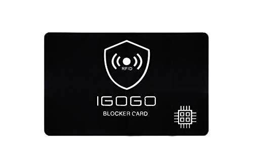 tarjeta bloqueo RFID