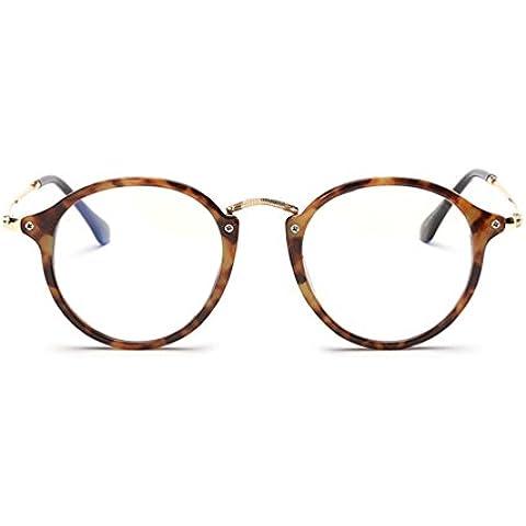 Cute Style Vintage Glasses Women Glasses Frame Round Eyeglasses Frame Optical Frame Glasses