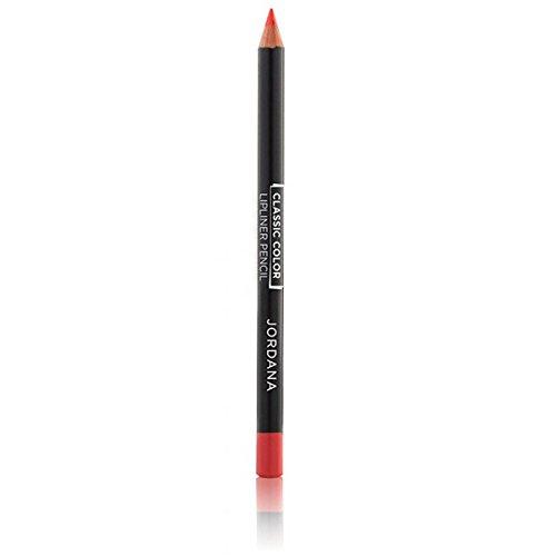 Jordana Longwear Lipliner Pencil 16 Coral Flame by Jordana Cosmetics