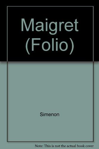 Maigret par Georges Simenon