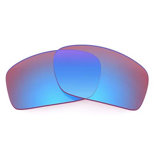 Revant Ersatzlinsen für Oakley Scalpel Elite Tracer Rosa MirrorShield® Asian Fit