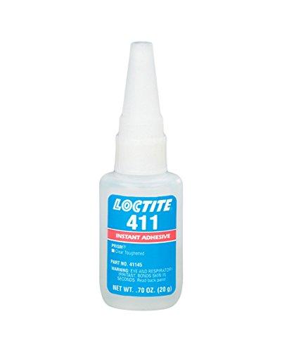 Loctite 442-41145 20GM Prism 411 adh-sif transparent instantan-e tremp-