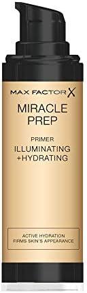 Max Factor Miracle Prep, Primer iluminador y hidratante - 30 ml