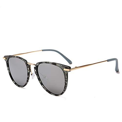 Sonnenbrille Anti-UV-polarisiert Metall langlebig, geeignet für Reisen, Autofahren, Reiten, Tragen von Damen, Herren muss