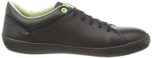 El Naturalista Meteo N206, Sneakers Basses Homme Noir (black/black)