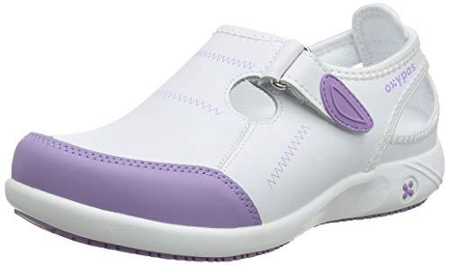Oxypas Lilia, Women's  Work Shoes, Purple (Lilac), 5 UK (38 EU)