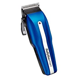 powerlight pro - 31AfQTR5pDL - BaByliss For Men Powerlight Pro 15 Piece Hair Clipper Set