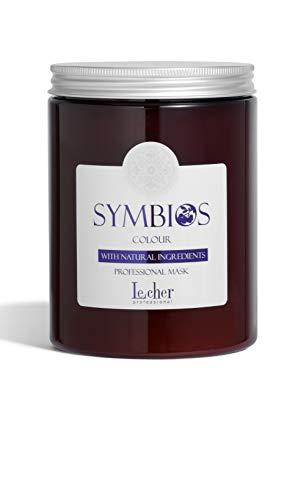 Symbios Colour professionelle Haarmaske mit zertifiziertem Bio Goji Beere, Acai, Ingwer-Extrakte - 1 Liter !