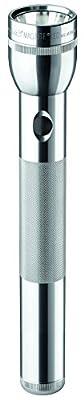 Mag-Lite LED-Stablampe Aluminium 31,5 cm, Silber ST3D106