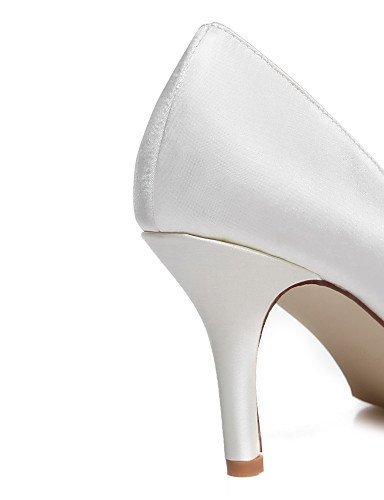 ShangYi Schuh Damen - Hochzeitsschuhe - Absätze - High Heels - Hochzeit / Kleid / Party & Festivität - Weiß 3in
