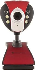 Technotech ZB3006 Webcam Pc Camera for Laptop Desktop - 25 Mega Pixels with 6 Light sensors
