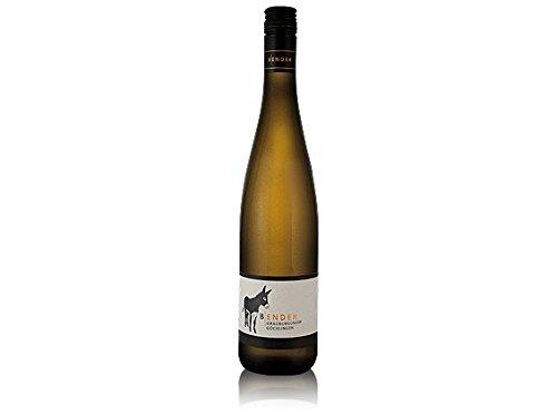 Bender Grauer Burgunder Weißwein 2017 0.75 l
