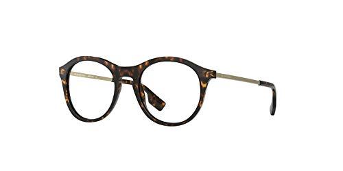 BURBERRY Brille (BE-2287 3002) Acetate Kunststoff - Metall glänzend havana - metalisiert gold