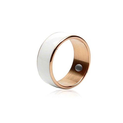 Jakcom R3 Smart Ring Wear Nuova tecnologia Magic Finger NFC Ring per Android / Blackberry / IOS / Windows Mobile Phone LUFA
