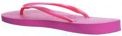Havaianas , Sandales pour femme Rose - Fuchsia