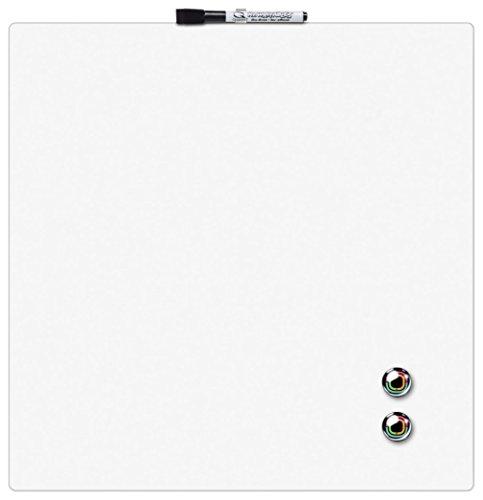 rexel-tableau-magnetique-carre-cartet-360-x-360-mm-blanc