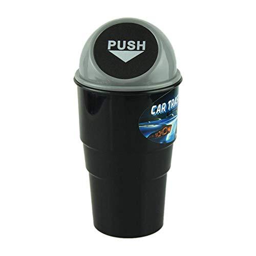 CDD Auto-Müll Kann Auto-Müll Müll-Koffer-Halter Bin Bin Auto-Styling,Gray