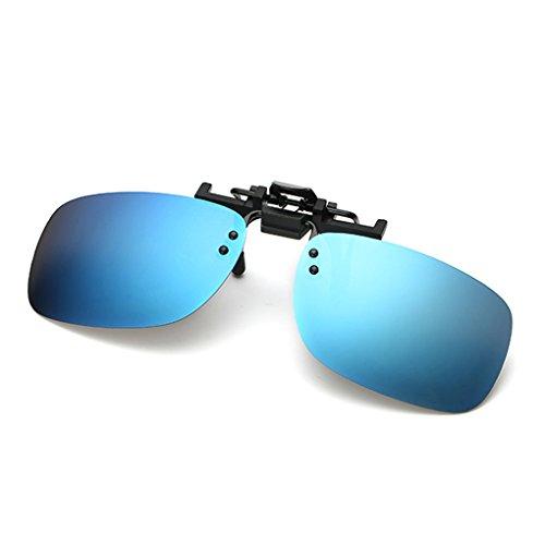 qhgstore-unisex-hombre-cuadrado-de-la-manera-clip-on-polarizado-el-tiron-del-clip-del-metal-azul-gaf