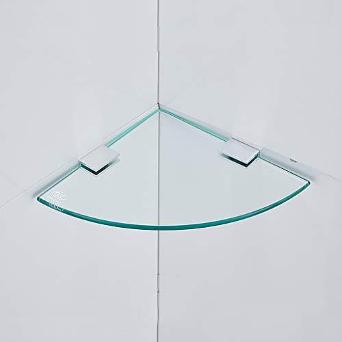 29 Zubehör-regal (Einstöckige Badezimmerdusche Duschcaddy Glasablage Für Küchenbedarf Mit Handtuchhalter Badezimmer Regale (Size : 29cm))
