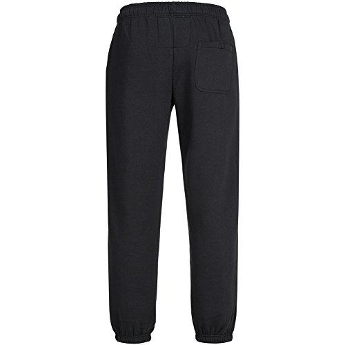 Fly 53–Pantaloni da jogging da uomo rosso herite FSK00318-02