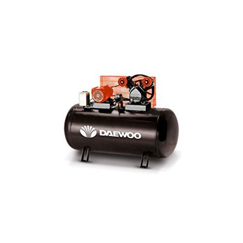 Daewoo dac300–Compressore elettrico 5.5HP, 380V, trifase, 300l, cinghie