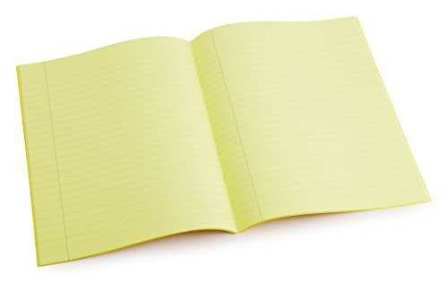 dyslexia-tinted-exercise-books-a4-10mm-lined-with-margin-yellow-10-pack