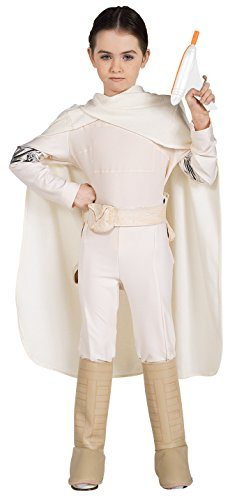 Star Wars Deluxe Padme Amidala Costume, Small by Rubie's