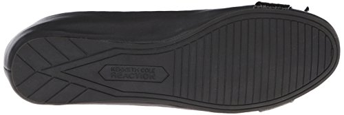 Kenneth Cole Reaction Truth Time Daim Chaussure Plate Black