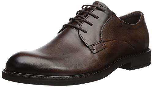 ECCO Herren VITRUSIII Derbys, Braun (Cocoa Brown 1482), 42 EU - Ecco Comfort Schuhe