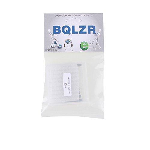 BQLZR 2mm CNC Fräsen Hartmetall Spiralbohrer Einzel Flöte Tasteless 10pcs - 6