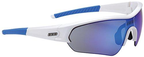 BBB - Gafas Select Blanco Brillo/Azul Mlc Bsg-43