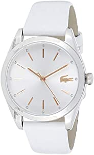 Lacoste Womens Quartz Wrist Watch, Analog and Leather- 2001099