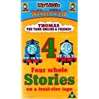 Thomas the Tank Engine & Friends - 4 Whole Stories