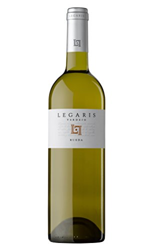 Legaris - Vino Blanco Rueda Verdejo, 0,75 L - [paquete De 2]