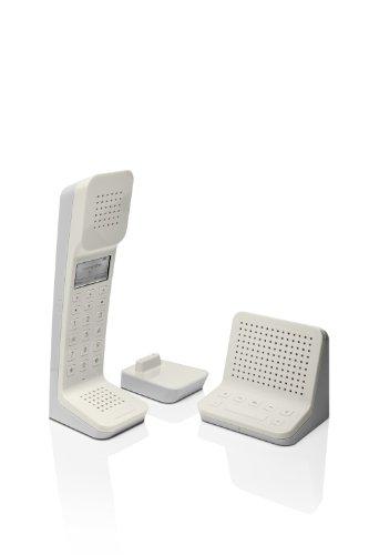 Swissvoice L7Schnurloses DECT nicht ISDN mit Anrufbeantworter weiß