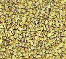 Aquarienkies GELB Farbkies Colorkies Bodengrund für Aquarien 2-3 mm, 25 kg