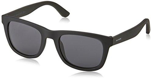 Tommy Hilfiger Unisex-Erwachsene Sonnenbrille TH 1313/S IR Schwarz (Crybkgrypttr), 51 Preisvergleich