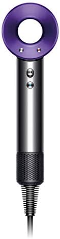 Dyson Supersonic Hair Dryer (includes four attachments - diffuser, smoothing nozzle, styling concentrator, gen