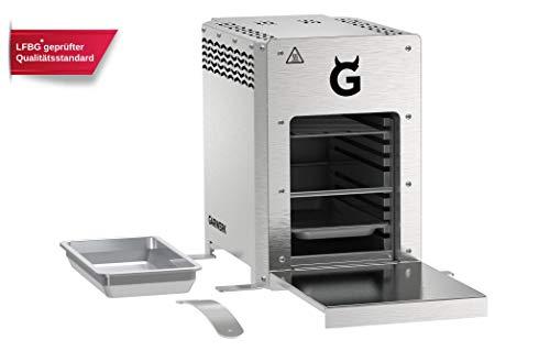 GARWERK 800 Pro Plus Elektro Hochleistungs-Oberhitzegrill
