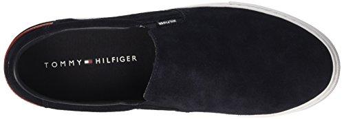 Tommy Hilfiger Herren J2285ay 2b Sneakers Blau (MIDNIGHT 403)