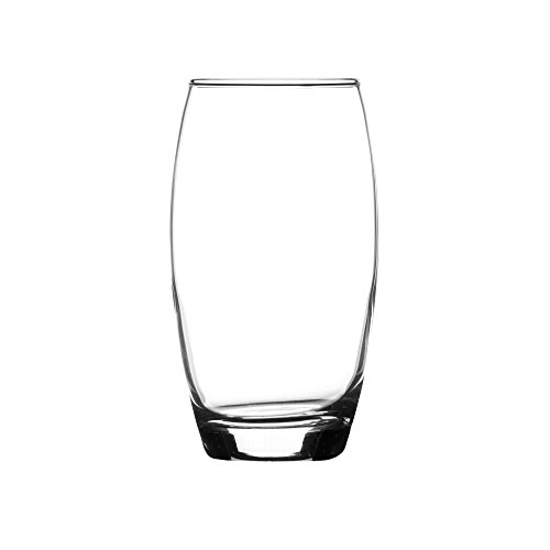 Ravenhead 0041.333 Mode 12-teiliges Party-Gläser-Set 4er-Set, weiße Weingläser, 24,5 cl...