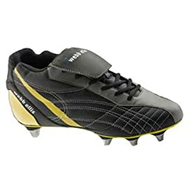 f26450406 Webb Ellis Cobra Vs Mid Cut Soft Toe scarpe da Rugby