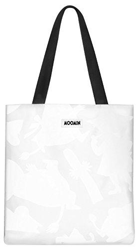 Mozo Design in Helsinki, Borsa tote donna White Shadow