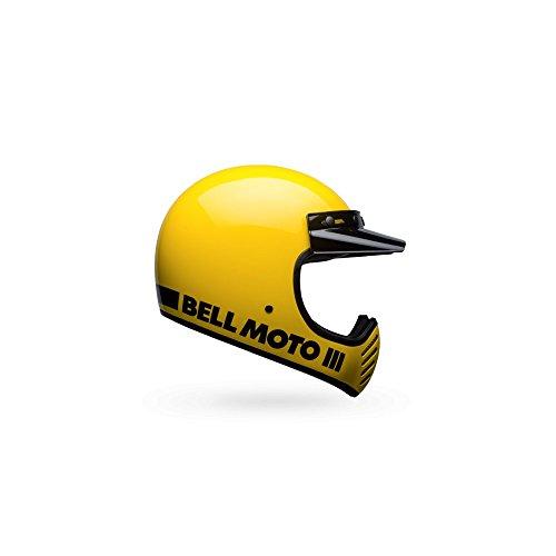 BELL 7081052 Casco per Moto, Yellow, Taglia S
