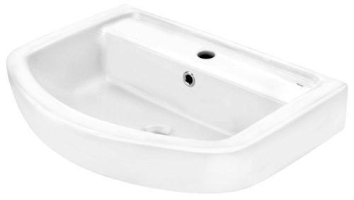 Cornat Waschtisch ONDO weiß / Waschbecken / Handwaschbecken / Badkeramik / Badezimmer / WTONDCBD6000