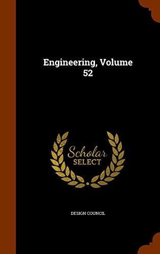 Engineering, Volume 52