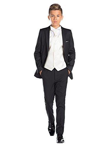 rau für Jungen folgt, Kostüm Jungen Stinkefinger, Kostüm, KTV, 12–18Monate–13Jahre Gr. für 4-Jährige, Beige - Elfenbeinfarben (Kostüm Für 12 Jährigen Jungen)