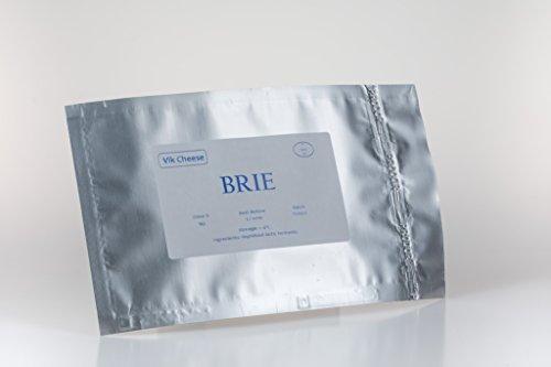 Brie 10g - Ferment Fromage - Fromage Italien | Ferment Lactique | Les bactéries de fromage | Geler Culture séché