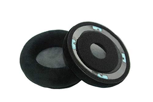 Rhinenetuk velour velluto cuscino Ear Pad auricolari schiuma per cuffie AKG K701K702Q701Q702notebook